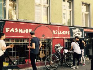 Fashion Killers Kreuzberg